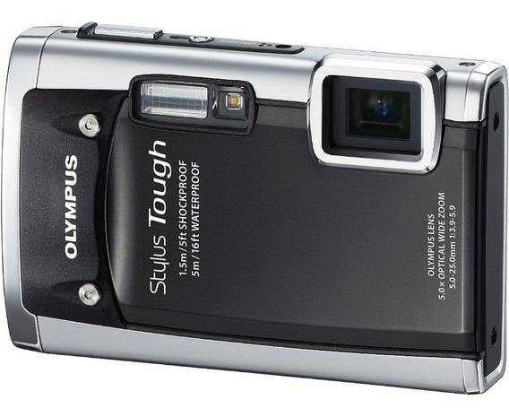 Câmera Fotográfica Olympus Stylus Tough 6020