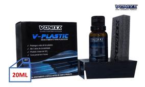 V-plastic 20ml Vonixx Vitrificador Para Plásticos