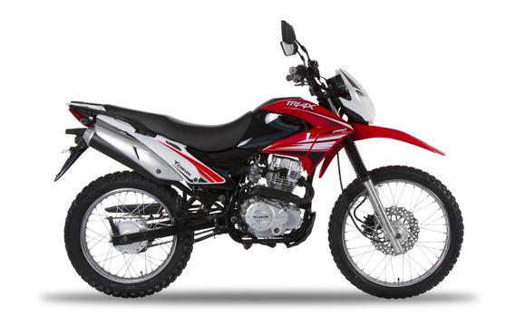 Corven Triax 200 R3 Lidermoto Tigre Con Dni