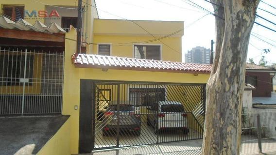 Casa Com 4 Dormitórios À Venda, 144 M² Por R$ 1.450.000,00 - Vila Romana - São Paulo/sp - Ca0910