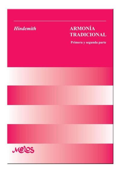 Armonia Tradicional Libro - Hindemith