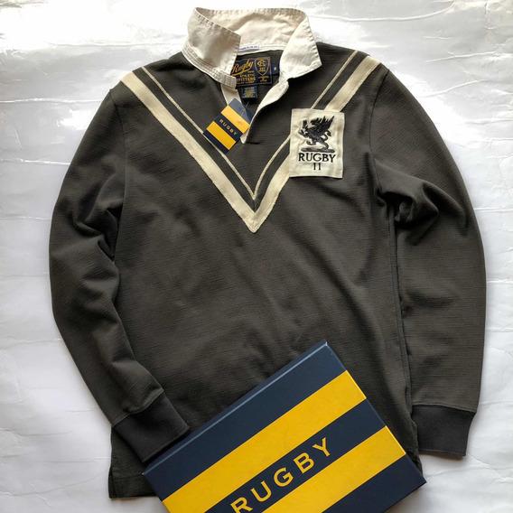 Polo Ralph Lauren Rugby X-slim Original Fotografías Reales
