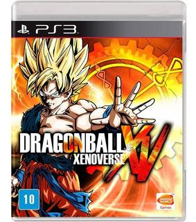 Dragon Ball Xenoverse Xv Juego Ps3 Original Fisico Sellado