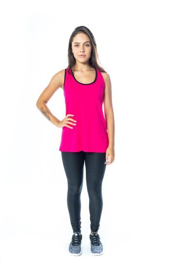 Kit 3 Regatas Fitness Academia Lisas Feminina Comprar