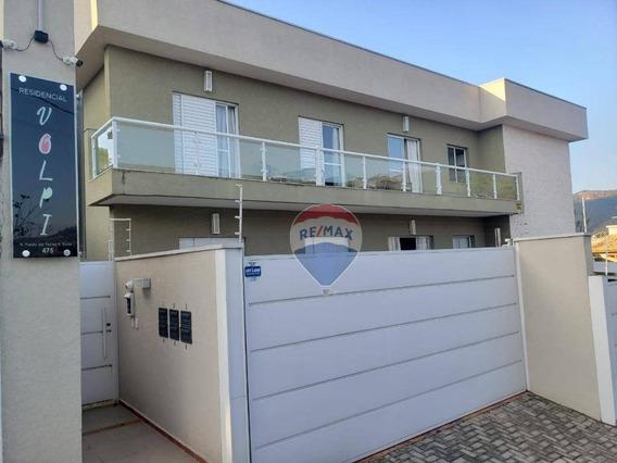 Apartamento Com 2 Dormitórios Para Alugar, 139 M² Por R$ 1.800,00/mês - Vila Petrópolis - Atibaia/sp - Ap0860