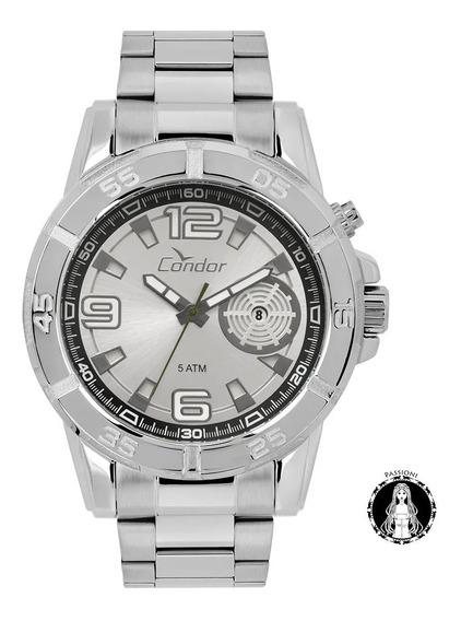 Relógio Condor - Co2317ab/3k C/ Nf E Garantia O
