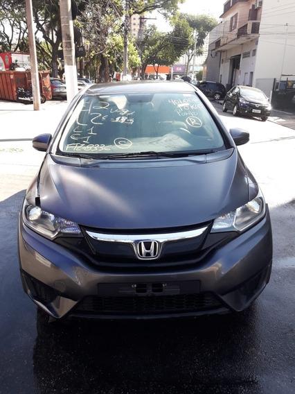 Sucata Honda Fit 2015 Motor Câmbio Airbag Bancos Portas Eixo