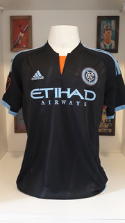 Camisa Futebol New York City Mls