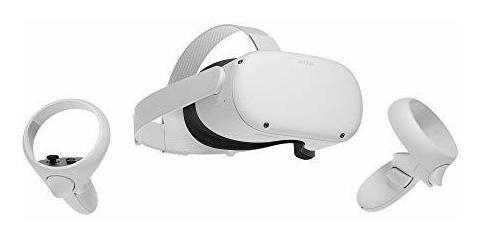 Imagen 1 de 7 de Oculus Quest 2r Casco De Realidad Virtual Todo En Uno Avanza
