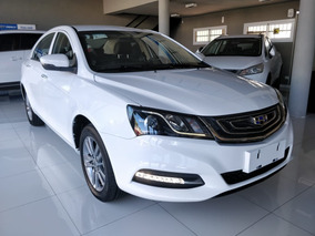 Geely Emgrand 7 All New (linea Nueva) 0 Km