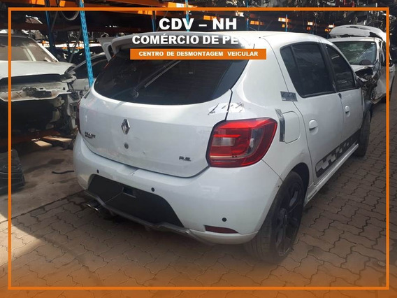 Sucata Renault Sandero 2016/17 2.0 150cv Flex