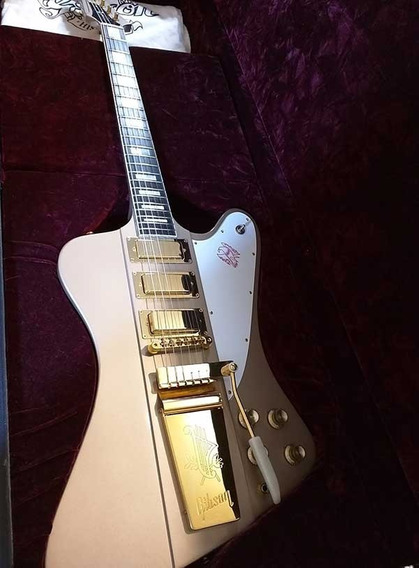 Gibson Firebird Vii Edição Limitada - Custom Shop Ltd