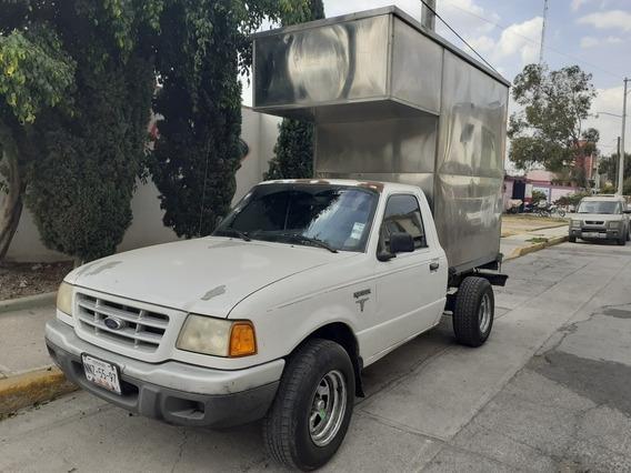Ford Ranger Chasis Camper