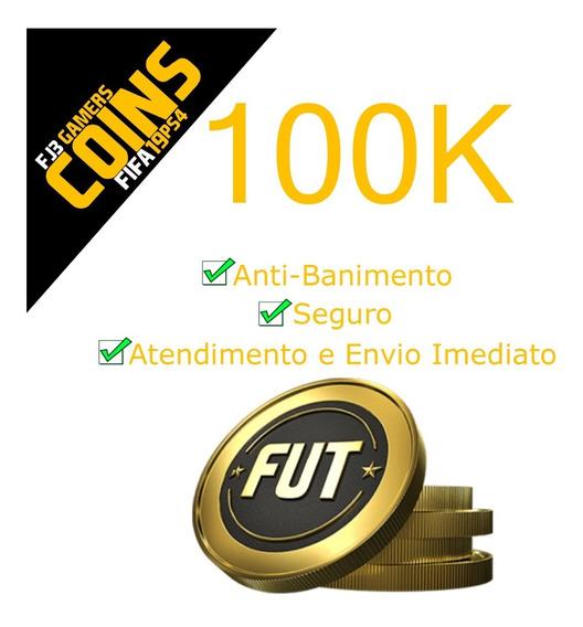 Fifa Coins Ps4 Modo Ultimate Team Envio Imediato Promoção