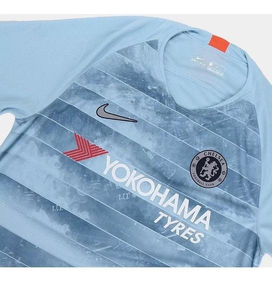 Camiseta Original Chelsea Camiseta Oficial Blusa Pronta Entrega!