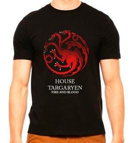 Playera House Targaryen Game Of Thrones