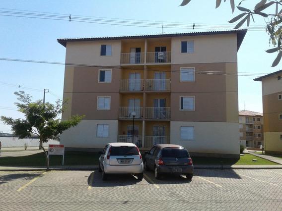 Apartamento Com 3 Dormitórios À Venda, 67 M² Por R$ 139.000,00 - Uvaranas - Ponta Grossa/pr - Ap0314