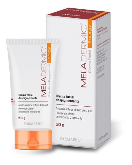 Despigmentante Crema Facial Meladermic Energy