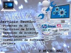 Servicio Técnico Para Pc Y Laptop