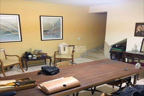 Sobrado Com 3 Dorms, Portal Do Morumbi, São Paulo - R$ 495 Mil, Cod: 3100 - V3100