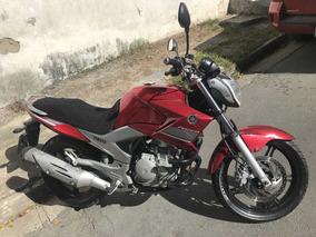Yamaha Fazer 250 Vermelha 9.000,00