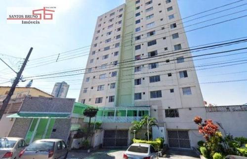 Apartamento À Venda, 65 M² Por R$ 280.000,01 - Freguesia Do Ó - São Paulo/sp - Ap3799