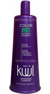 Shampoo Matizador Morado Kuul Colorme 1 Litro