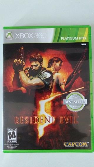 Resident Evil 5 Original Xbox 360 Xbox One