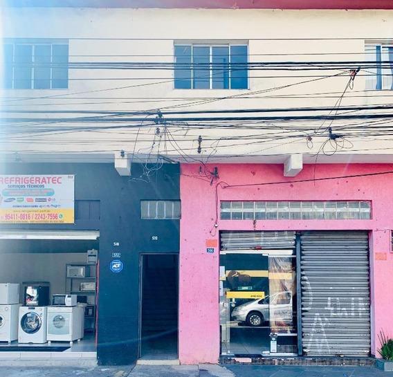 Sala Para Alugar, 40 M² Por R$ 830,00/mês - Vila Galvão - Guarulhos/sp - Sa0016