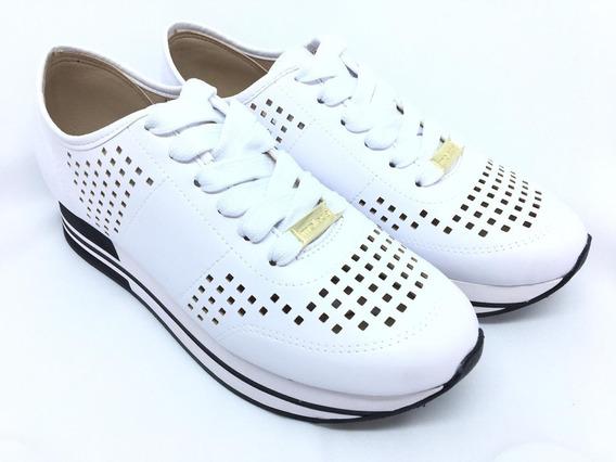 Tênis Moleca Jogging Branco