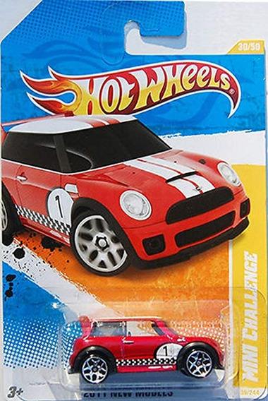 Hot Wheels Mini Challenge
