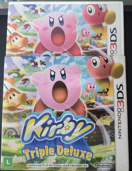 Kirby : Triple Deluxe - 3ds