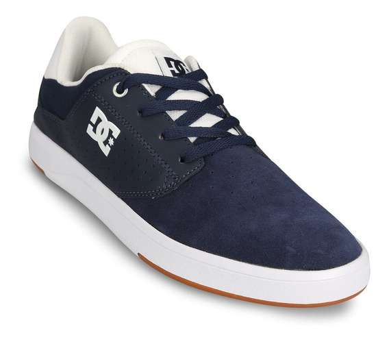 Zapatillas Dcshoes Plaza Tc Navy