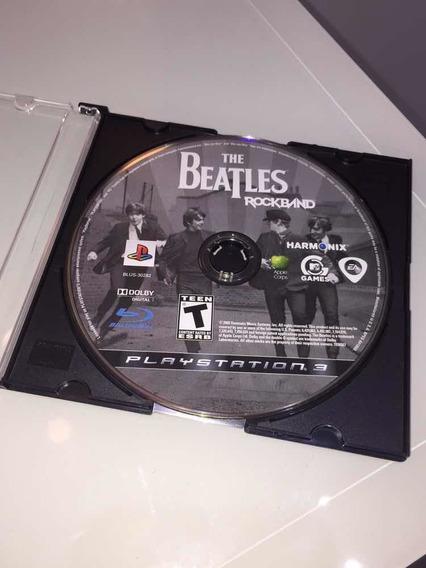Jogo The Beatles Rockband Ps3