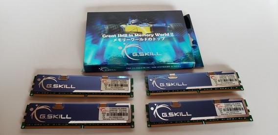 Memoria Ram G.skill Ddr2 Pc2 - 6400 1gb X 4 Módulos!!!!