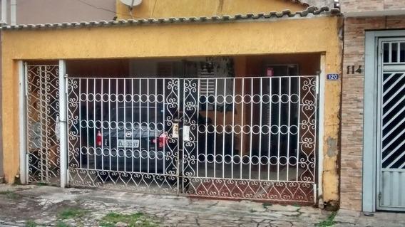 Casa Jd Bom Pastor Excelente Localização - 320 Mil - 1068