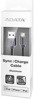 Cable Lightning Certificado Adata Reforzado - Audiomobile