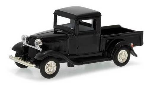 1934 Ford Pickup Preto - Escala 1:43 - Yat Ming