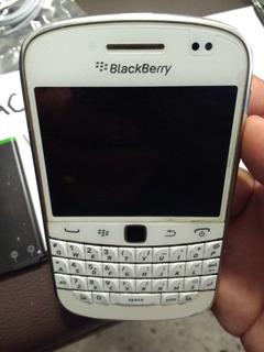 Blackberry 9900 Bold 5 Blanco Para Repuesto Muerte Subita