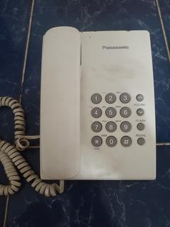 Teléfono Alambrico (fijo) Panasonic