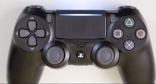 Controle Ps4 Jetblack Novo Modelo Playstation 4