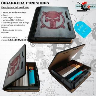 Cigarrera Punishers