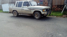 Chevrolet D20 Cd Turbo Diesel 6 Lugares 1988