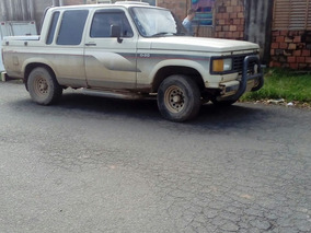 Chevrolet D20 Cd Turbo Diesel 6 Lugares 1988