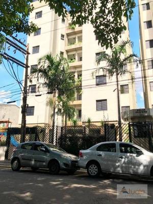 Apartamento Com 3 Dormitórios À Venda, 97 M² - Botafogo - Campinas/sp - Ap6357
