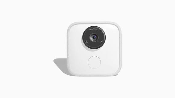 Câmera Google Clips Pixel