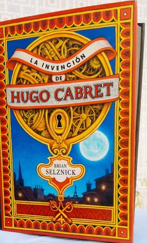 Libro La Invencion De Hugo Cabret Mercado Libre