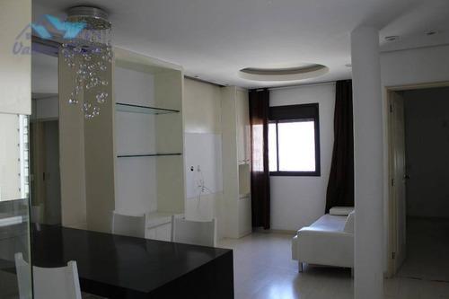 Imagem 1 de 19 de Apartamento À Venda, 49 M² Por R$ 530.000,00 - Moema - São Paulo/sp - Ap0765