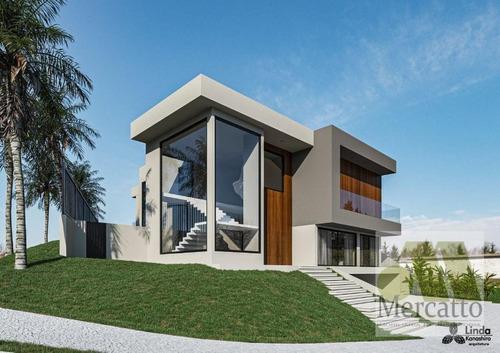 Imagem 1 de 5 de Casa Nova - Alphaville Da Granja - 3691