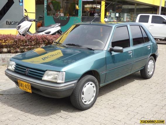 Peugeot 205 205 Gri Mt